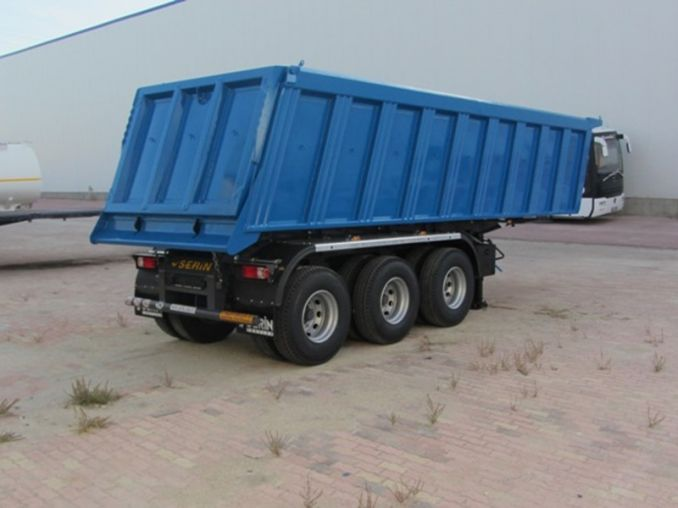 Самоскид SERIN Rock Type Tipper